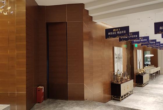 重庆墙面系统定制